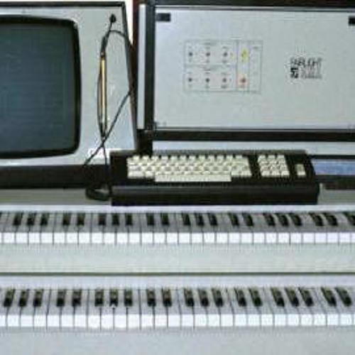 Flash Back_ 80's Fairlight Inspired.