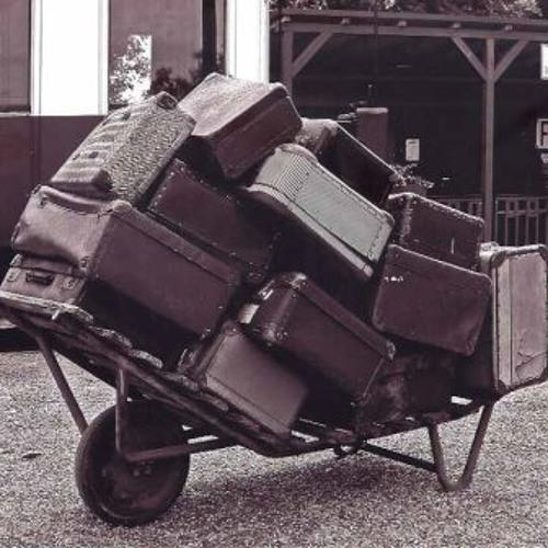 2012-11-03 Jonas Wahrlich - Baggage lost in Anno Dazumal