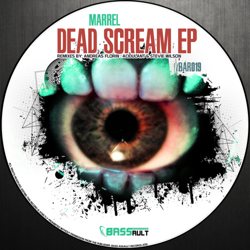 BAR019 // Marrel - Dead Scream (Original Mix)