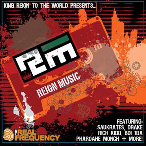 King Reign - Fades Away (feat. Saukrates & Drake) (Prod. Saukrates)