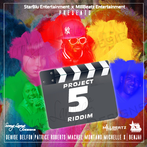 Patrice Roberts - Permission Granted [Project 5 Riddim] [Produced By StarBlu Ent. & Millbeatz Ent]