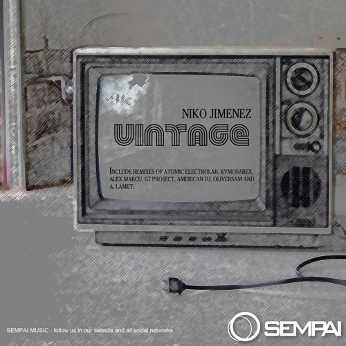 Niko Jimenez - Vintage (G-7 Proyect Remix)