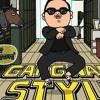 Cumbia drive - gangnam style