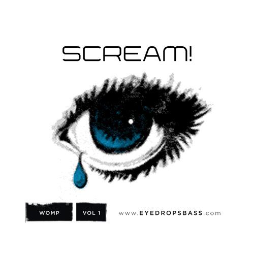 Eye Drops- Scream!