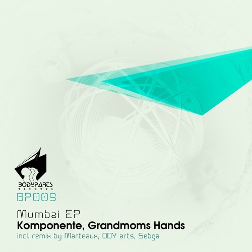 [BP009] Komponente - Mumbai (Sebga's solar remix) Preview