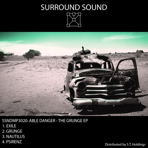 OUT NOW: AbleDanger - Grunge 'The Grunge EP' (Surround Sound)