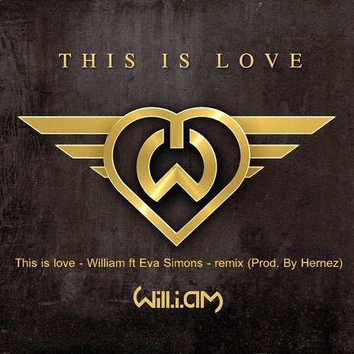 This is love - william ft eva simons - Remix (Prod. By Hernez Producciones)