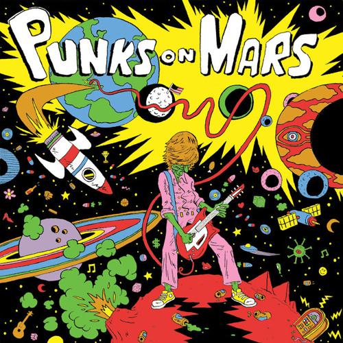 Punks On Mars - She's A Glitterpunk