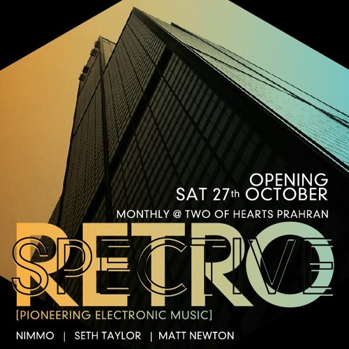RetroSpective Set 27/10/2012