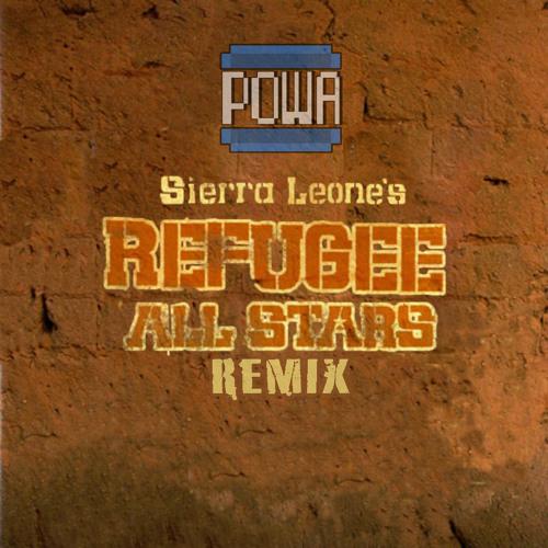 Sierra Leone Refugee Allstars - Garbage to the Showglass (Max Powa Remix)