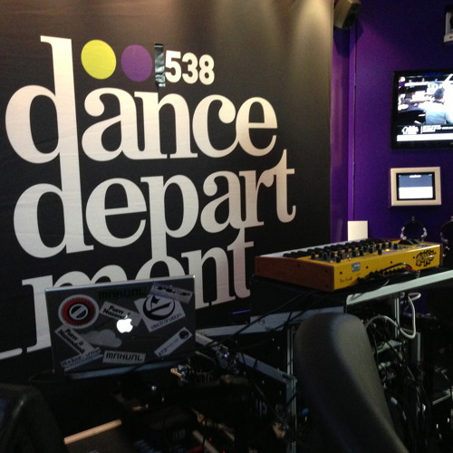 Live @ 538 Dance Department ( 3-11-12 )
