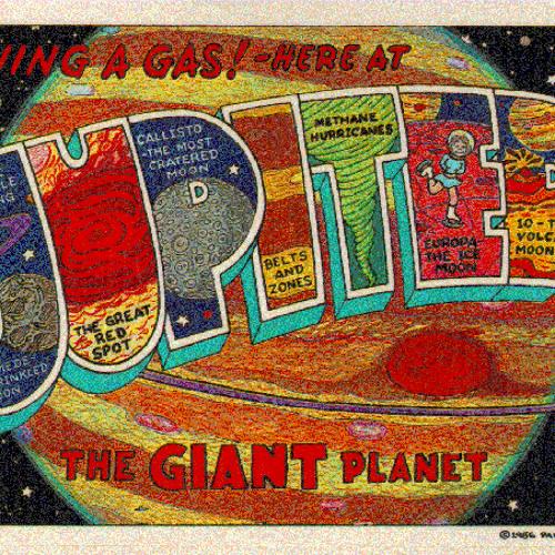 TRAIN TO JUPITER-Warped Galaxies/M.O.T.H.7 collabo