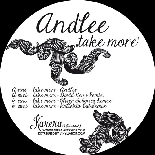 Andlee - Take More (Oliver Schories Remix - Snip)