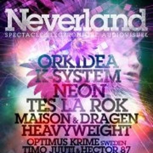 Neverland Anthem 2012 by HeavyWeight