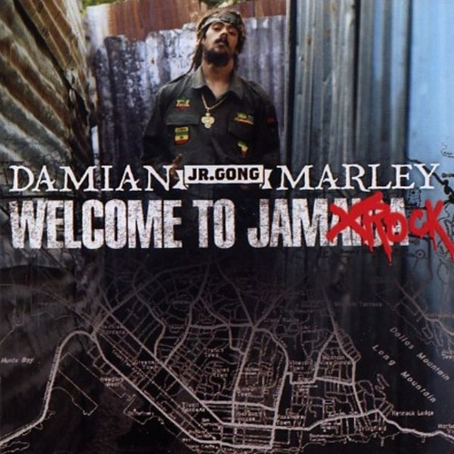Damian Marley-Welcome to Jamrock-preview-Remixed by System Err0r