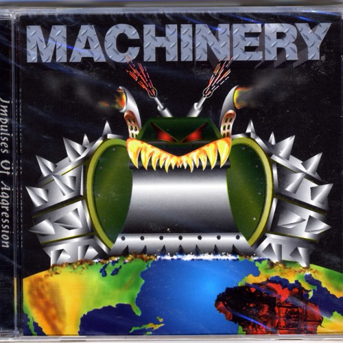 Machinery - Blame it on Society