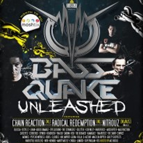 NitrouZ - Bassquake Promo Mix