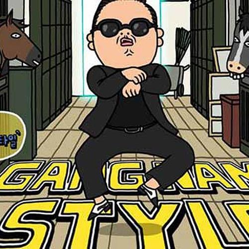 Gangham style rock
