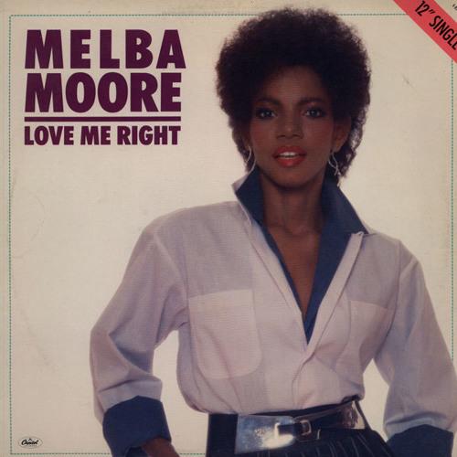 Melba Moore - Dub Me Right (Sheik Fareed Edit)