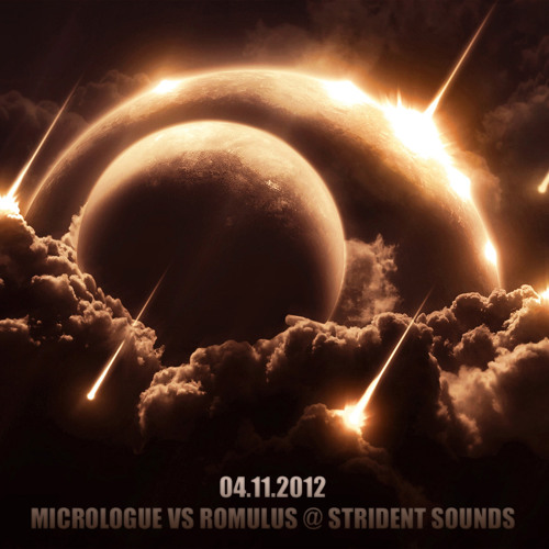 04.11.12 Micrologue vs Romulus @ Strident Sounds (320 kBits)