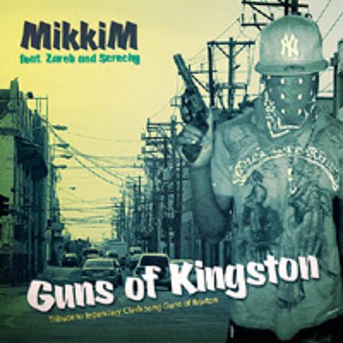 Guns Of Kingston-The Clash tribute