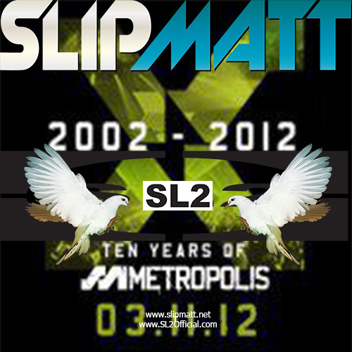 SL2 - Live @ 10 Years Of Metropolis @ The Warehouse Project Manchester 03-11-2012
