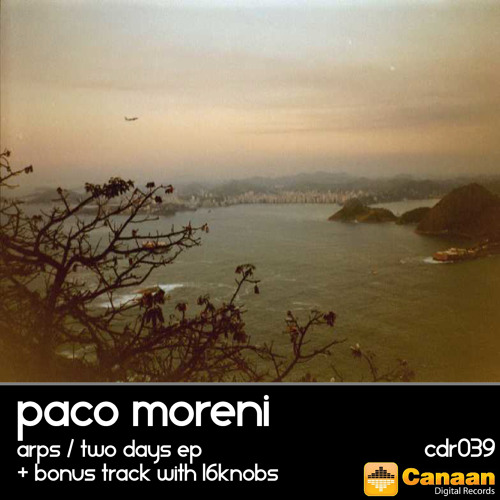Paco Moreni - Arps ( original mix ) [canaan digital rec]