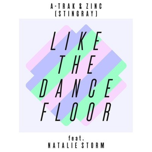 A-Trak&Zinc - Like the dance floor - (ALN Project remix)