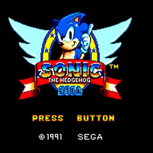 Sega Master System - Sonic I --- music pimp [Scrap Brain Zone] (mixed 2012)