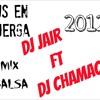 Mix Salsa - Djs En JuerGa - Dj Jair Vip Ft Dj Chamaco RozMix
