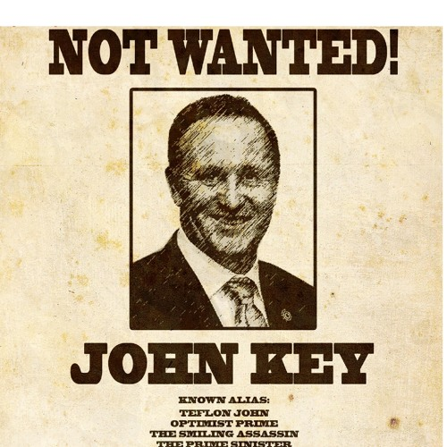 ProTruth - John Key is a Scumbag
