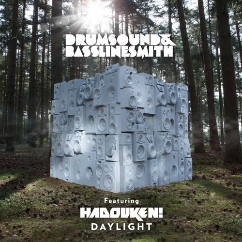 Drumsound & Bassline Smith - Daylight ft Hadouken - Radio Edit