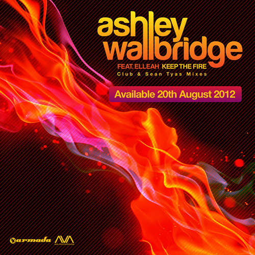 Ashley Wallbridge - Keep The Fire (Sean Tyas Remix) SoundCloud Clip