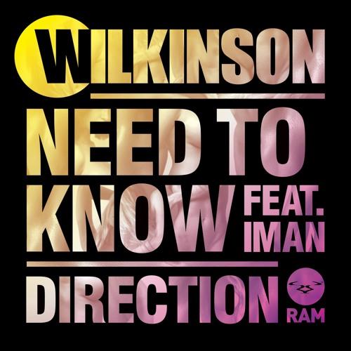 Wilkinson - Need To Know ft. Iman (BBC Radio 1 Rip)