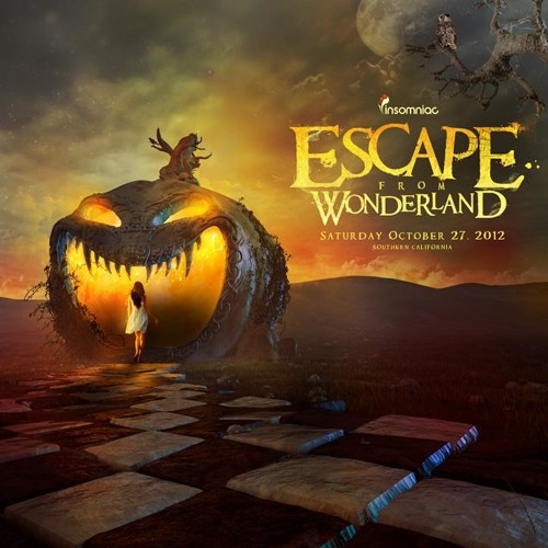 Laidback Luke DJ set Live At Escape From Wonderland Oct 2012