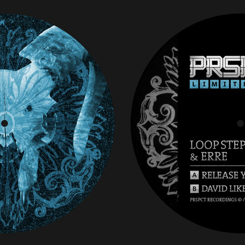 David Likes Chopped VIP - Loop Stepwalker & eRRe (PRSPCT LTD 009) Out Dec 3rd 2012!