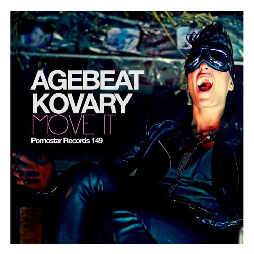 Agebeat & Kovary - Move It [Radio Edit]