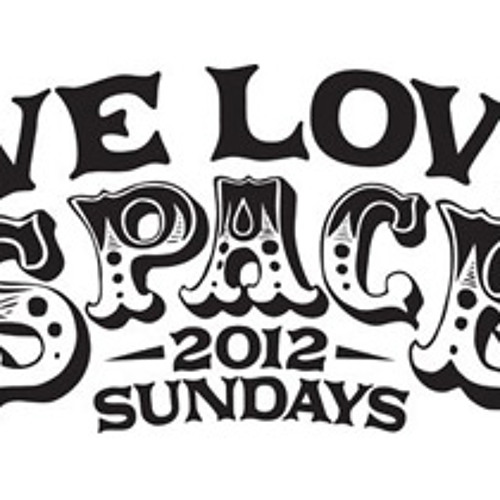 IAN BLEVINS - LIVE FROM SPACE TERRACE - WE LOVE - 23 SEPT 2012