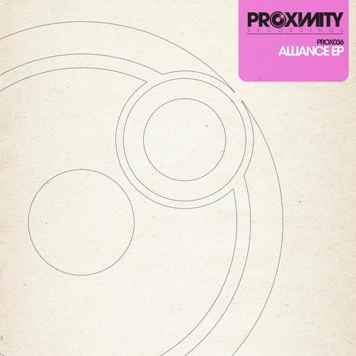 Creeper - Alliance EP [Proximity Recordings - PROX036] OUT NOW