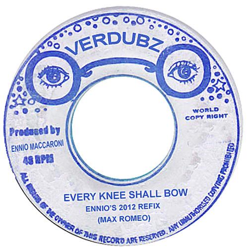 Max Romeo - Every Knee Shall Bow (2012 Maccaroni Modulation)