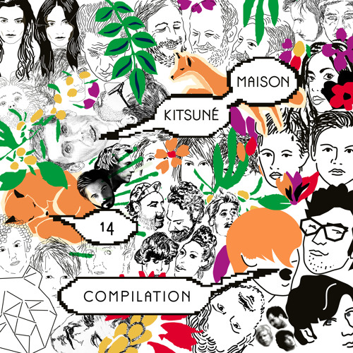 Kitsuné Maison 14 selected & mixed by BeatauCue