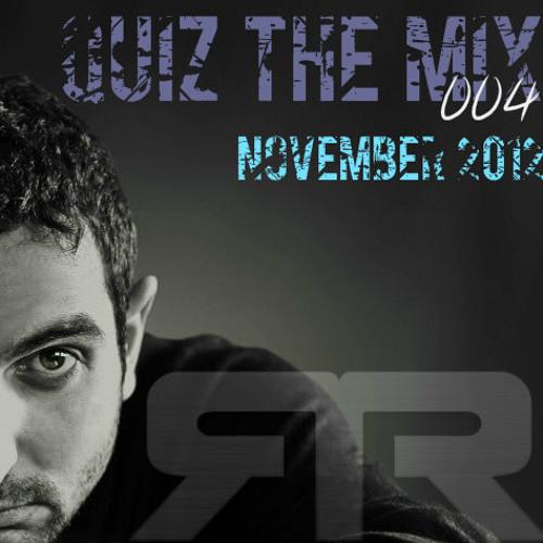 Quiz The Mix 004 - November 2012