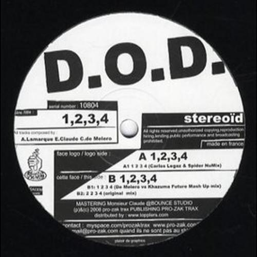 D.O.D. -  1 2 3 4 (SELECTOR RETRODISCO'S FINAL COUNTDOWN REVERSE REDUX)