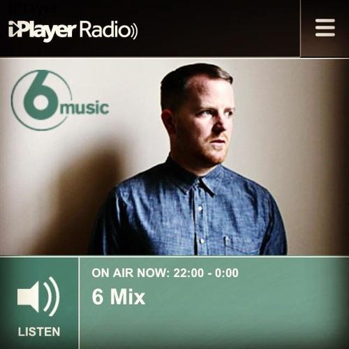 Mash 6 mix on BBC 6 Music 19th October 2012