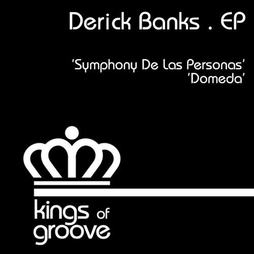 Derick Banks - Symphony De Las Personas (Out now!)