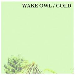 Wake Owl -  Gold
