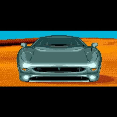Cartridge - RaceCar