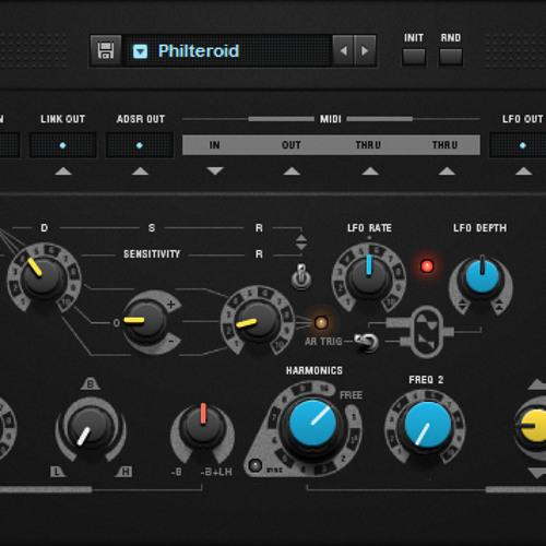 Philteroid VST fx - Presets Demo