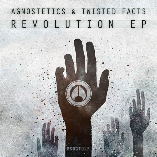 Distracted w/ Agnostetics - Black Seeds - Revolution EP *OUT NOW*