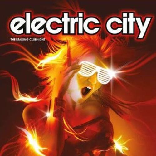 Felix Kroecher @ Electric City,Koblenz 02.11.2012